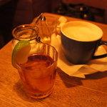 いーはとーぼ - ラム酒とカフェオレ