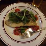 ブルーグラス - 料理写真:白身魚