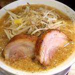 麺 五六 - 料理写真:小、野菜少なめ