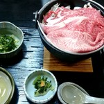 85310578 - 牛鍋定食2060円