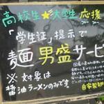 神戸ちぇりー亭 - 学生に優しいのです