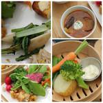 オーガニックカフェ エムニ - 料理写真: