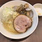 麺屋りゅう - 塩らーめん 大盛