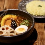 スープカレー専門店 シャララ - Soup Curry チキン