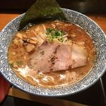 つけ麺 鐵匠 - 番家ラーメン680円