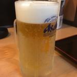 ガキ大将 - 生ビール中500円