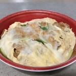 勝鶏どんどん - 料理写真:かつ丼700円