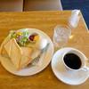シュベール - 料理写真:トーストモーニングセット(550円)