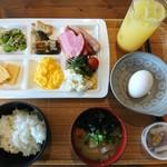 川根温泉ホテル レストラン - 料理写真:2018年5月 朝食バイキング