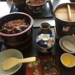 うなぎの味栄 - 料理写真: