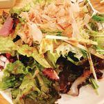海鮮屋台おくまん - おくまんサラダ 430円