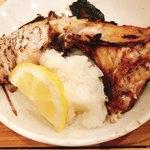 海鮮屋台おくまん - かま焼き 430円