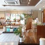 菜食健美 広島店 - 店内