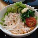 菜食健美 広島店 - サラダ