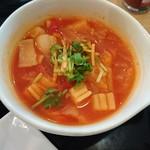 菜食健美 広島店 - スープ