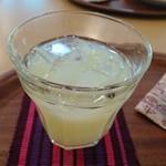菜食健美 広島店 - りんごジュース