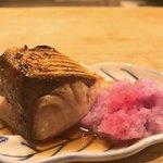 小料理 鈴木 - 鰤の塩焼き