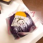 パティスリー カミタニ - 練馬のお芋のモンブラン(450円)【平成30年5月05日撮影】