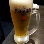 小尾羊 - 生ビール