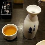 KONDO薬膳しゃぶしゃぶ 小尾羊 - 紹興酒