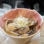 くそオヤジ最後のひとふり - 料理写真:■しじみらーめん 780円