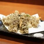 はながさ - 料理写真:☆モズク天ぷら 420円