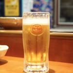 はながさ - ☆オリオンビール(生)600円