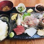 フィッシュテラス はし長 - おすすめ定食   これで2000円!
