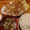 阿Q - 料理写真:豚しょうが焼き定食 1060円