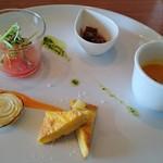ラターナ - 料理写真:前菜