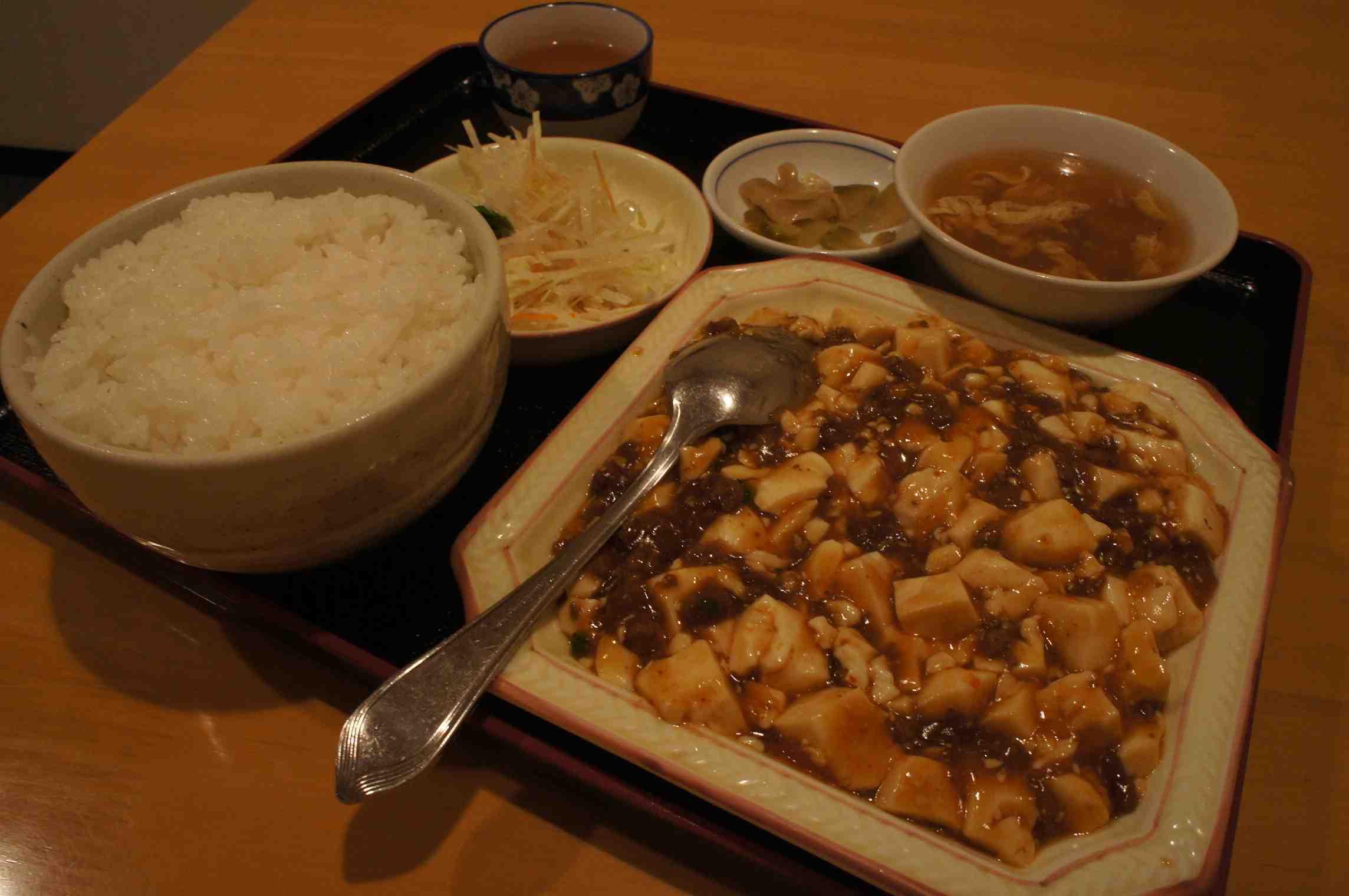 中華料理・漢華林