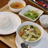 サイアム - 料理写真:グリーンカレー(3辛)