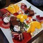 北海道海鮮・個室情緒 ~23番地~ - デザートプレート