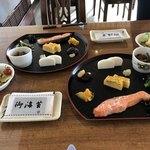 山田屋ホテル - 料理写真: