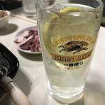 やきにく徳山 - レモンハイ
