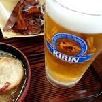 85335636 - 生ビール(中)600円