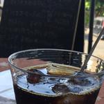 寸座フランセ - ドリンク写真:アイスコーヒー