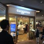 ガルガンチュワ -