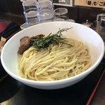 つけ麺 丸和 - 角ある太い麺 600g
