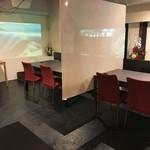 蔵元直営 糀カフェ 悠久乃蔵 - 半個室としてお使いいただけます。ちょっとプライベート空間が欲しい際に便利です。