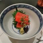 大志満 - [料理] 鮪の刺身 ①