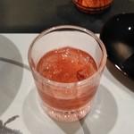 大志満 - [ドリンク] 季節のリキュール酒