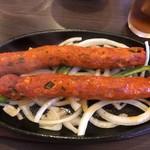 アジアンキッチン アロヒ - シシカバブ