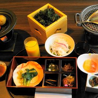 淡路夢泉景 - 料理写真:朝食