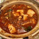 中国料理 大成閣 - 麻婆豆腐