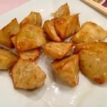 中国料理 大成閣 - 芋の飴煮