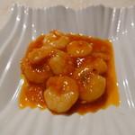 天厨菜館 - 海老チリ