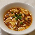 天厨菜館 - 麻婆豆腐