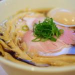 らぁ麺 はやし田 - 料理写真:特製醤油らぁ麺@税込1,000円