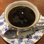 本山 de cafe HARUJI - ブレンド